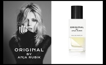 Original : pierwsze autorskie perfumy Anji Rubik już w sobotę w sprzedaży