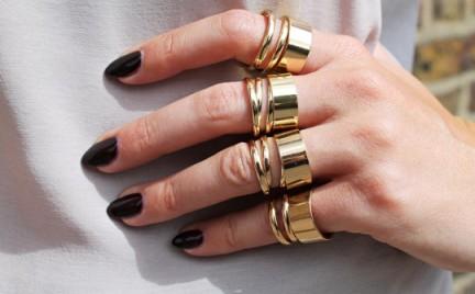 Trend na karnawał: pierścionki modułowe