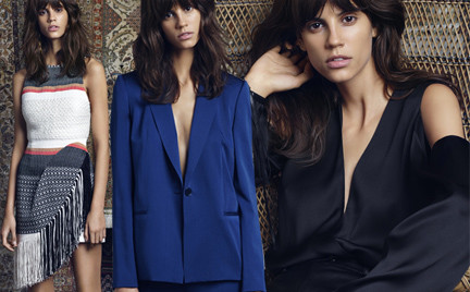 Polska moda: Magda Butrym na wiosnę-lato 2015