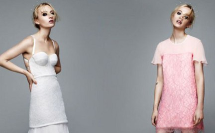 Richard Nicoll dla Topshop czyli kolekcja sukien ślubnych