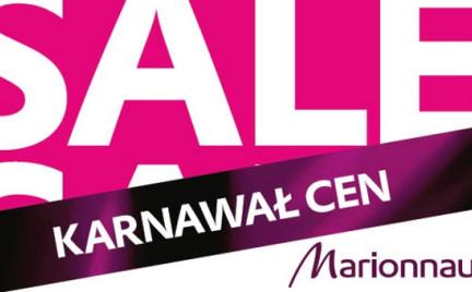 Promocja: Karnawał cen w Marionnaud