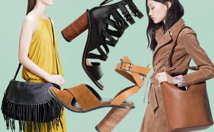 Przegląd dodatków Mango. Zobacz najmodniejsze buty i torebki sezonu