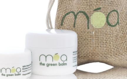 Kosmetyk tygodnia: zielony balsam Moa