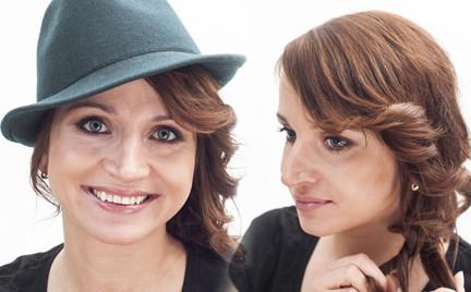 Jesienne fryzury: romantyczny warkocz pod kapelusz