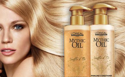 Kosmetyki tygodnia: Mythic Oil Souffle d Or