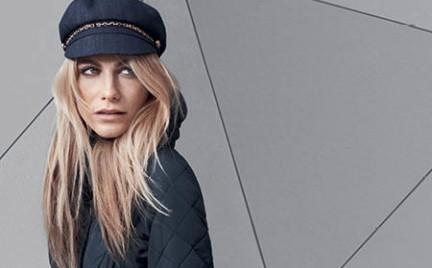 Poppy Delevingne w jesiennej kampanii Vero Moda