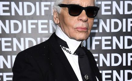 Karl Lagerfeld przygotowuje pokaz naturalnych futer haute couture. Hipokryzja czy starcza demencja