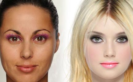 Programy i aplikacje do wyboru fryzury i makijażu