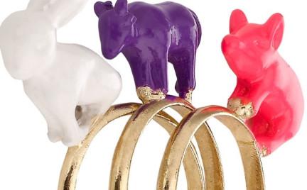 Hit czy kit: pierścionkowy zwierzyniec
