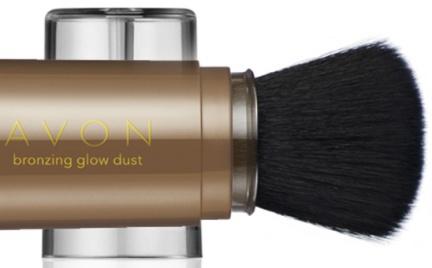 Kosmetyk tygodnia: puder brązujący w pędzlu Avon