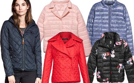Kupujemy: pikowaną kurtkę na jesień