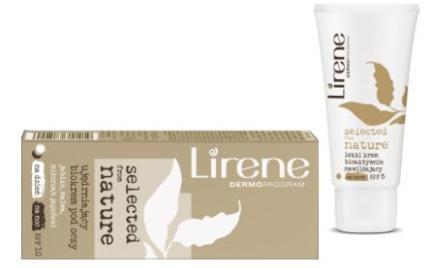 Zatroszcz się o ciało - wypróbuj Lirene Selected from Nature
