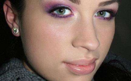 Makijaż 226 - Scarlett Johansson