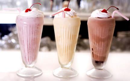 Jak przygotować mleczny shake w wersji light