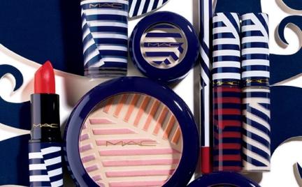 Kosmetyk kolekcja tygodnia: MAC Hey Sailor