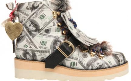 Hit: dolary na butach Irregular Choice