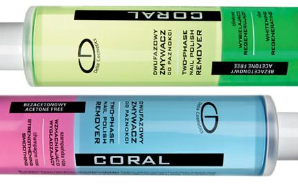 Kosmetyk tygodnia: zapachowe zmywacze do paznokci Delia Coral