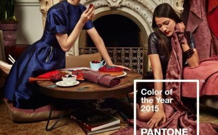 Oto kolor Pantone na rok 2015
