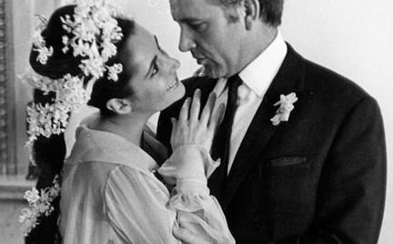 Wszystkie osiem sukni ślubnych Elizabeth Taylor