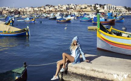 Polska moda: Noona Banks na lato w kurorcie