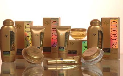 Seria kosmetyków Gold 24 Emami
