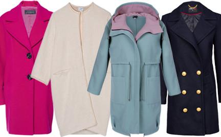 40 modnych płaszczy na jesień. Znajdź model dla siebie