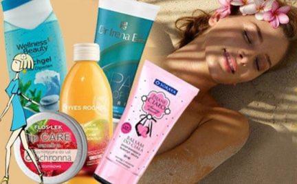 Kosmetyczna Agentka: z tymi kosmetykami poczujesz lato