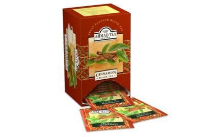 Cynamonowa Ahmad Tea