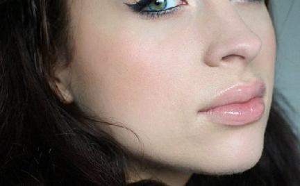 Makijaż 250 - opadające kąciki