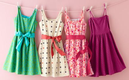 Sukienki wyjściowe w odwrocie