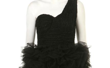 Czarny łabędź: sukienka Topshop