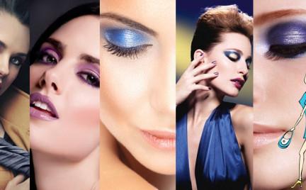 Kosmetyczna agentka: cienie na Karnawał