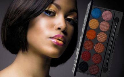 Kosmetyk tygodnia: paleta cieni I-Divine Sleek
