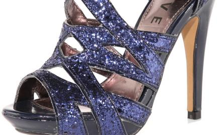 Brokatowe sandały Dorothy Perkins