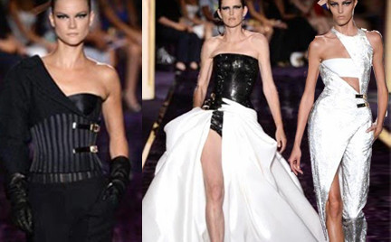 Atelier Versace. Pokaz haute couture na jesień-zimę 2014