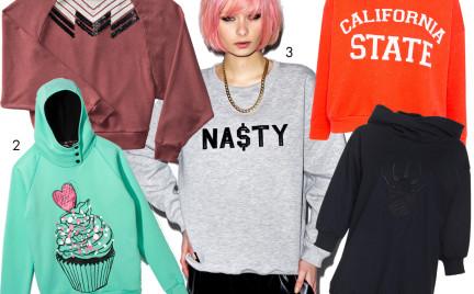 Kupujemy: sportową bluzę