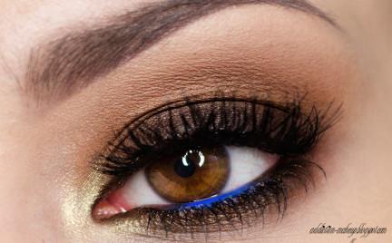 Makijaż: Smoky Eyes inaczej