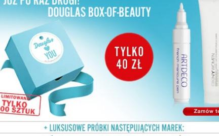Promocja: druga edycja Douglas Box-Of-Beauty