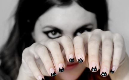 Trend na teraz: manicure na Halloween