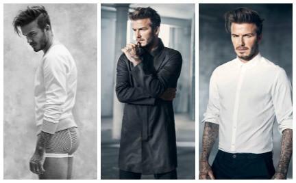 David Beckham dyktuje co modny mężczyzna powinien mieć w swojej szafie