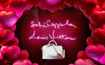 Sofia Coppola i Louis Vuitton prezentują doskonałą torebkę