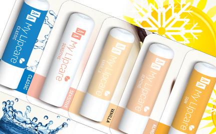 Kosmetyk tygodnia: pomadki ochronne AA My Lipcare