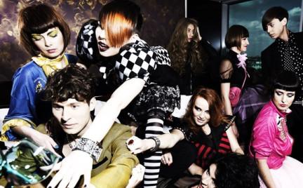 Szalone nastolatki: kolekcja stylizacji Teenagers Kemon