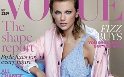 Taylor Swift gwiazdą listopadowego Vogue a (wideo)