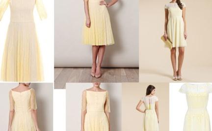 Drożej taniej: sukienki Erdem i Monsoon