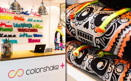 Warto odwiedzić: butik Colorhake