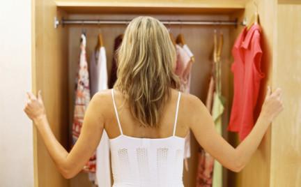 Nie masz się w co ubrać Może problem leży nie w twojej szafie a w... tobie