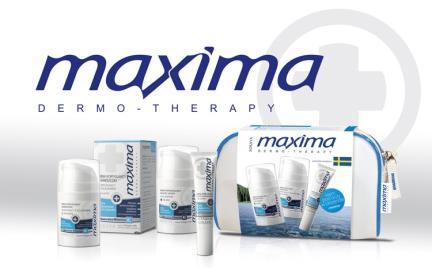 Zestawy Maxima Dermo-Therapy Soraya