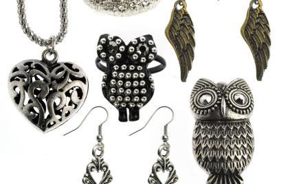 Magiczny las - biżuteria Stereostore