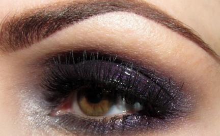 Makijaż: Glossy Eye